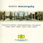 Mussorgsky: Pictures at an Exhibition etc. by Various Artists