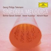 Sinfonia Melodica - Works By Telemann by Various Artists
