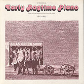 Early Ragtime Piano by Various Artists