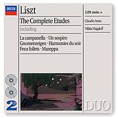 Liszt: The Complete Etudes by Various Artists