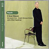 Play & Download Haydn: 6 Great Masses by Various Artists | Napster