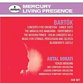 Play & Download Dorati conducts Bartók by Various Artists | Napster