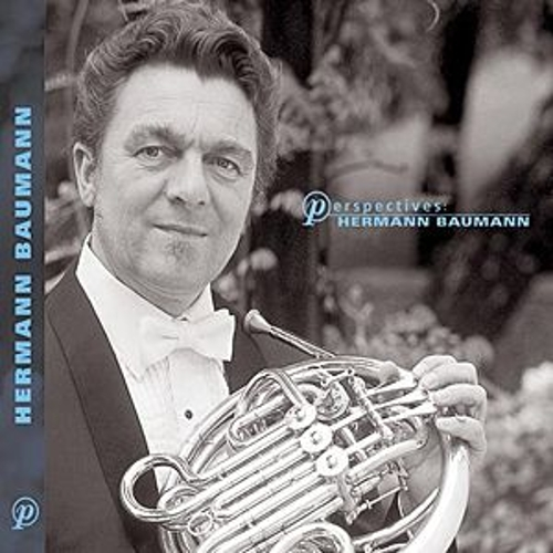 Play & Download Hermann Baumann: Perspectives by Various Artists | Napster