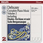 Debussy: Complete Piano Music Vol.2 by Werner Haas