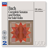 Play & Download Bach, J.S.: Complete Sonatas & Partitas for Solo Violin by Arthur Grumiaux | Napster