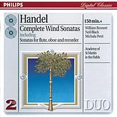 Handel: Complete Wind Sonatas by Various Artists
