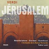Play & Download Verdi: Jérusalem by Various Artists | Napster