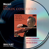 Play & Download Mozart: Violin Concertos by Arthur Grumiaux | Napster