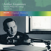 Play & Download Arthur Grumiaux - Historic Philips Recordings 1953-1962 by Arthur Grumiaux | Napster