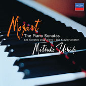 Mozart: Piano Sonatas (5 CDs, Vol.17 of 45) by Mitsuko Uchida