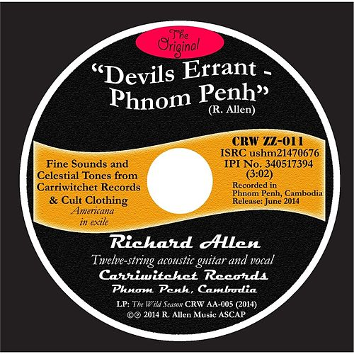 Play & Download Devils Errant - Phnom Penh by Richard Allen | Napster