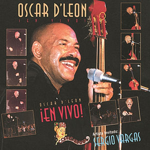 En Vivo! by Oscar D'Leon