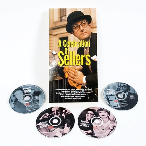 Play & Download A Celebration Of Sellers by Peter Sellers | Napster