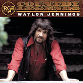 RCA Country Legends by Waylon Jennings