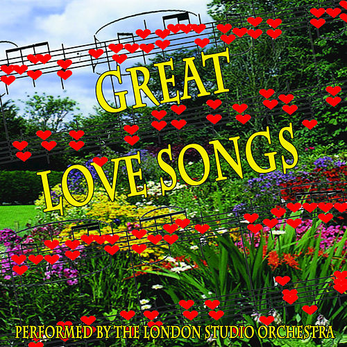 Play & Download Great Love Songs by London Studio Orchestra | Napster