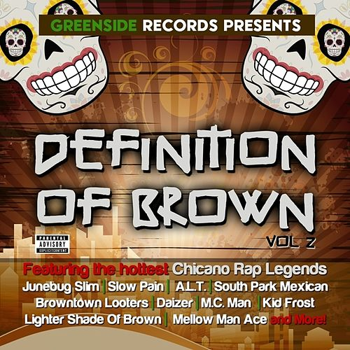 Definition of Brown: Volume 2 by Various Artists