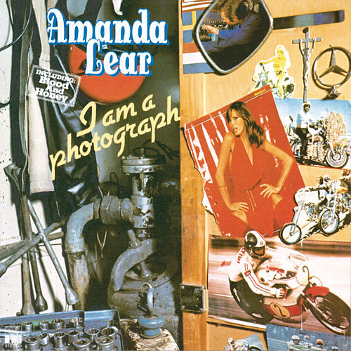 I Am a Photograph by Amanda Lear