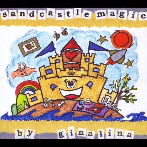 Sandcastle Magic by Ginalina