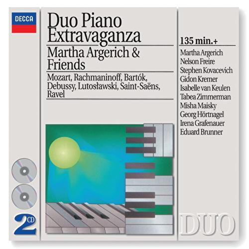 Play & Download Duo Piano Extravaganza - Martha Argerich & Friends by Various Artists | Napster