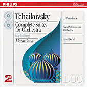 Play & Download Tchaikovsky: Complete Suites for Orchestra by New Philharmonia Orchestra | Napster