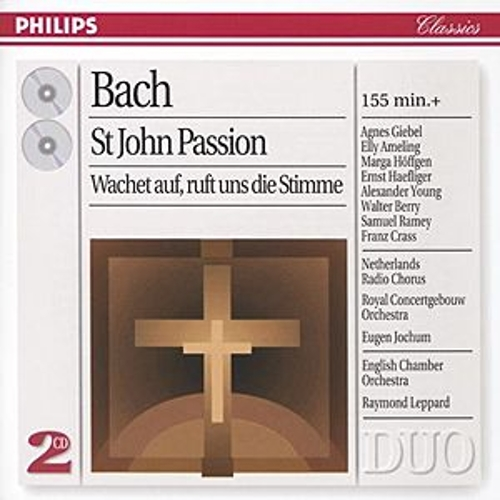 Play & Download Bach, J.S.: Johannes-Passion; Wachet auf, ruft uns die Stimme by Various Artists | Napster