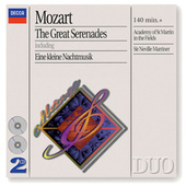 Mozart: The Great Serenades by Various Artists