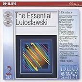 The Essential Lutoslawski by Various Artists