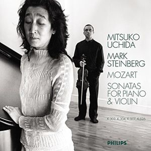 Play & Download Mozart: Sonatas for Piano & Violin by Mitsuko Uchida | Napster