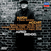 Play & Download Alfred Brendel Plays Haydn & Mozart by Alfred Brendel | Napster
