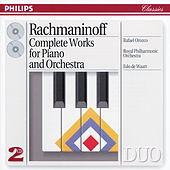 Play & Download Rachmaninov: Complete Works for Piano and Orchestra by Rafael Orozco | Napster