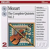 Mozart: The Complete Quintets Vol.2 by Various Artists