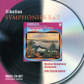 Play & Download Sibelius: Symphonies Nos.5 & 7 by Boston Symphony Orchestra | Napster