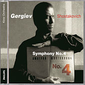 Play & Download Shostakovich: Symphony No.4 in C minor, Op.43 by St Petersburg Kirov Orchestra | Napster