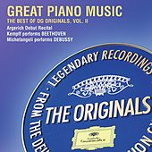 Play & Download Great Piano Music: The Best of DG Originals, Vol. II by Various Artists | Napster