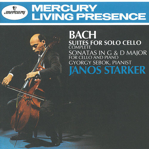 Play & Download Bach, J.S.: Suites for Solo Cello/2 Cello Sonatas by Janos Starker | Napster