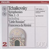 Tchaikovsky: Symphonies Nos.1-3 by Various Artists