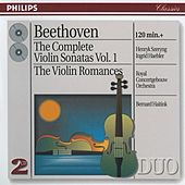 Beethoven: The Complete Violin Sonatas, Vol. I; The Violin Romances by Various Artists