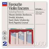 Favourite Violin Encores by Arthur Grumiaux