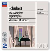 Play & Download Schubert: The Complete Impromptus/Moments Musicaux by Alfred Brendel | Napster