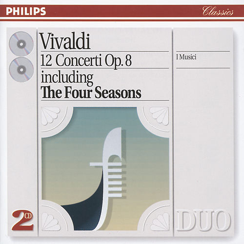 Play & Download Vivaldi: 12 Concerti Op.8 by Felix Ayo | Napster