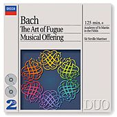 Bach, J.S.: The Art of Fugue; A Musical Offering by Various Artists