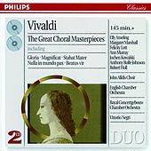 Vivaldi: The Great Choral Masterpieces by Various Artists