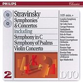 Stravinsky: Symphonies & Concertos by Various Artists