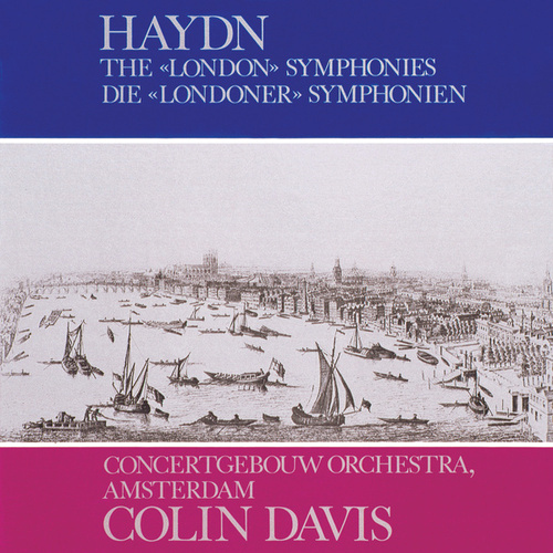 Play & Download Haydn: 6 'London' Symphonies by Royal Concertgebouw Orchestra | Napster