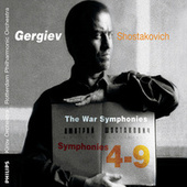 Play & Download Shostakovich: War Symphonies by St Petersburg Kirov Orchestra | Napster