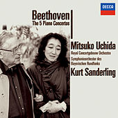 Play & Download Beethoven: Complete Piano Concertos by Mitsuko Uchida | Napster