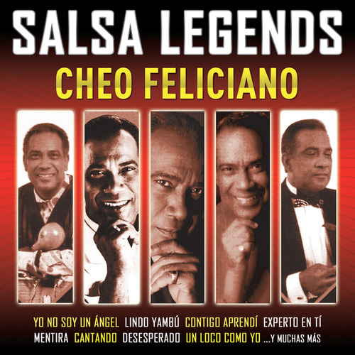 Play & Download Salsa Legends by Cheo Feliciano | Napster