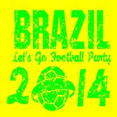Play & Download Brazil Let's Go Football Party (Copa Soccer Estádio Música) by Various Artists | Napster