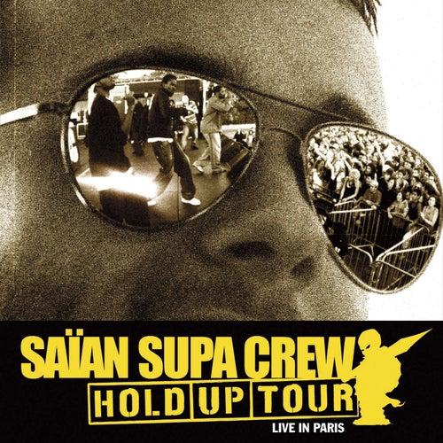 Live Au Bataclan de Saïan Supa Crew