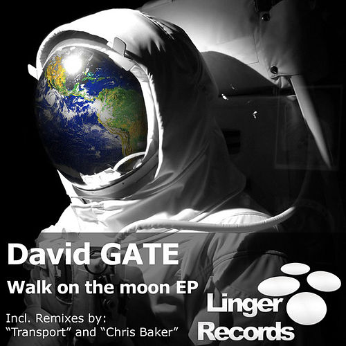 Play & Download Walk on the Moon - EP by David Gate | Napster